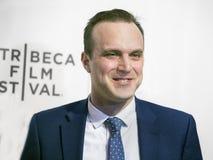 Billy Lyons przy premiera «Ono Bierze Szaleńczego «przy 2019 Tribeca festiwalem filmowym zdjęcia stock