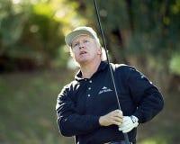 Billy Mayfair, PGA golfista zdjęcia stock