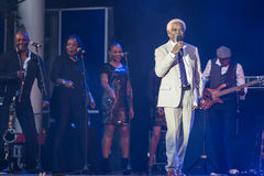 Billy Ocean - 11 juni 2016 Fotografia Stock
