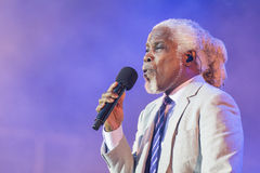 Billy Ocean - 11 juni 2016 Foto de Stock Royalty Free