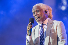 Billy Ocean - 11 juni 2016 Royaltyfri Bild