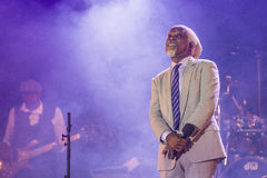 Billy Ocean - 11. juni 2016 Royalty Free Stock Photography