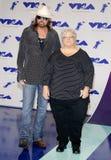 Billy Ray Cyrus Bro i Susan zdjęcie stock