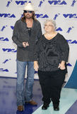 Billy Ray Cyrus e Susan Bro imagem de stock royalty free