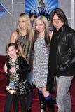 Billy Ray Cyrus, Hannah Montana, Miley Cyrus Royalty Free Stock Photography