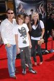 Billy Ray Cyrus, Miley Cyrus Stock Photos