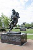 Billy Sims statua zdjęcie royalty free
