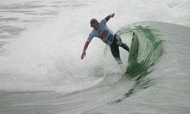 Billy Staimand (NZL) in ASP World Qualifier Stock Image