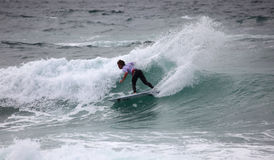 Billy Stairmand Surfest 2014 Royalty Free Stock Images