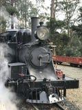Billy Steam Locomotive de soufflage Photographie stock