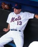 Billy Wagner New York Mets imagem de stock royalty free