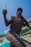 Billy Williams Statue imagens de stock royalty free