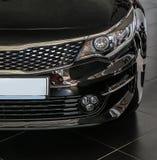 billykta av den moderna prestigefulla bilen Royaltyfria Bilder