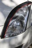 Billykta från vit färg för bil Royaltyfria Foton