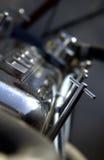 bilmotor Royaltyfri Foto