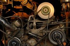 bilmotor Royaltyfri Bild