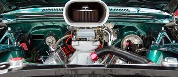 Bilmotor royaltyfria bilder
