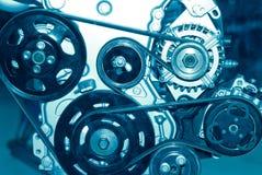 bilmotordel Arkivbilder