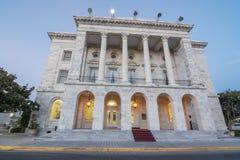 Biloxi City Hall on the Mississippi Gulf Coast. royalty free stock photos