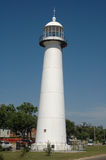 Biloxi Lighhouse, Biloxi, MS Fotos de Stock