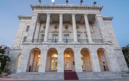 Biloxi City Hall on the Mississippi Gulf Coast. royalty free stock photo