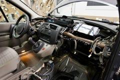 Bilproduktion Arkivfoton