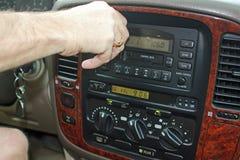 Bilsäkerhet Royaltyfria Bilder