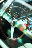 Bils yttersidadetaljer element för klockajuldesign Arkivfoto