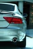 Bils yttersidadetaljer element för klockajuldesign Royaltyfri Foto