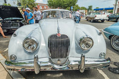 Bilshow i manchester connecticut Royaltyfria Bilder