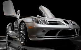 bilsportar royaltyfria bilder