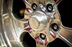 bilsporthjul Royaltyfria Foton