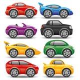 Bilsymboler Fotografering för Bildbyråer