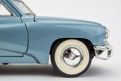Biltappning som isoleras på vit Royaltyfria Bilder