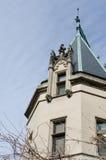 The Biltmore Estate Stock Photo