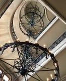 Biltmore gods Asheville Royaltyfria Foton