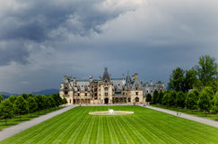 The Biltmore in HDR Royalty Free Stock Photography