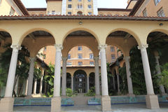 The Biltmore Hotel, Coral Gables, FL Royalty Free Stock Image