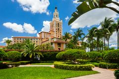 Biltmore Hotel Royalty Free Stock Images