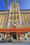 The Biltmore Hotel at Coral Gables, Miami, Florida Stock Image