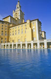 The Biltmore Hotel at Coral Gables, Miami, Florida Royalty Free Stock Image
