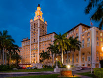 Biltmore Hotel Stock Photo