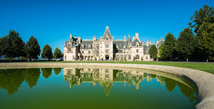 Biltmore House Royalty Free Stock Photography