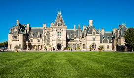 Biltmore House Royalty Free Stock Photos