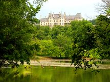 Biltmore House Stock Images