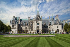 Biltmore HOUSE royalty free stock image