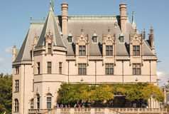 Biltmore House Southern View Stock Image