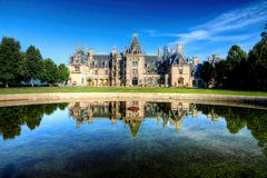 Biltmore Reflection stock image