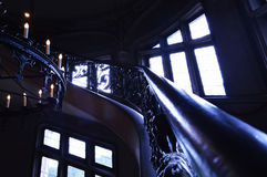 Biltmore stairwell Stock Image