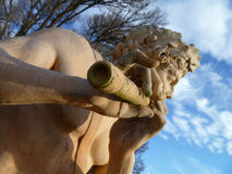 Biltmore staty Arkivfoto